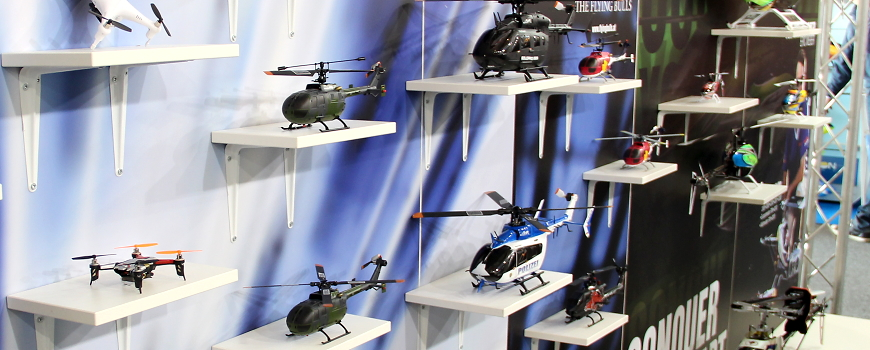 LInks zu RC Helikopter Websites