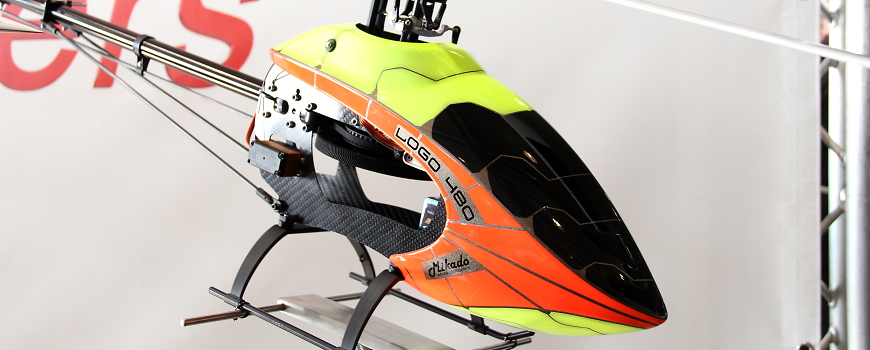 Links RC Helikopter Hersteller