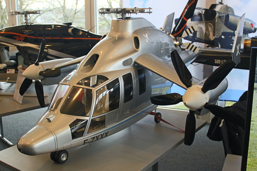 Rotor live 2016: Eurocopter X3 (Alterbaum Premium Helicopter)
