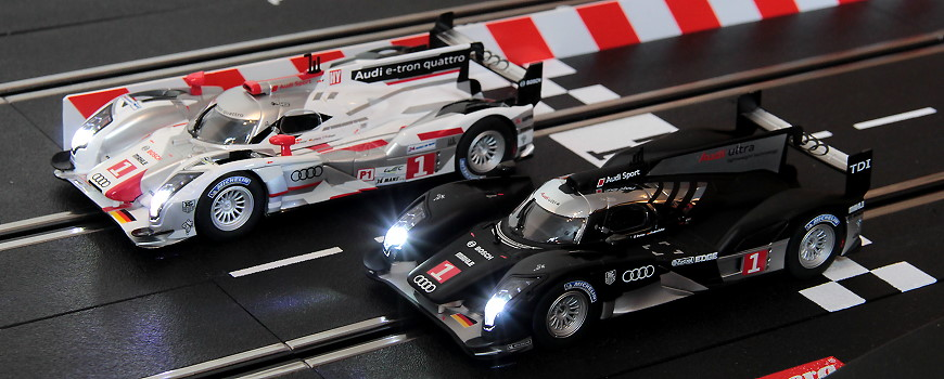 Carrera Digital 132 Audi R18